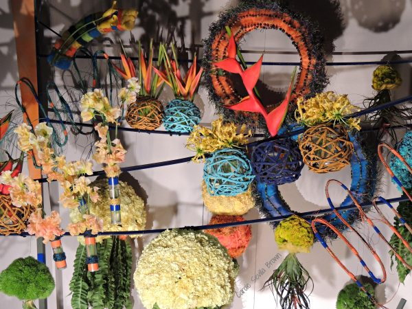 Schaffer Designs at Philadelphia Flower Show